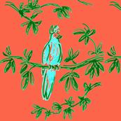 Bird (Orange)