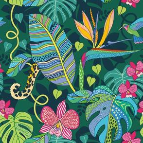 Bohemian Tropics