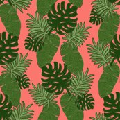 Bohemian-leaves-on-coral_shop_thumb