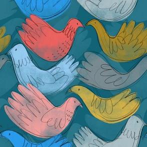 Bird Waves