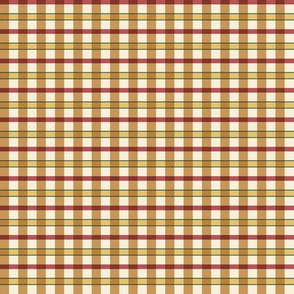Plaid - Fall Tones