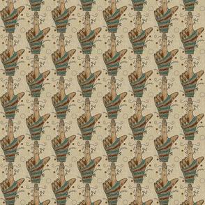 Quilter's Hands