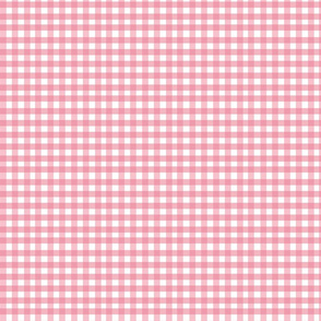 Jetsetter Gingham - Very Berry