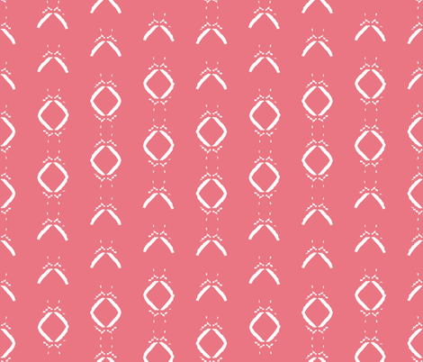 Coral_Abstract_Stock fabric by evy_v_design on Spoonflower - custom fabric