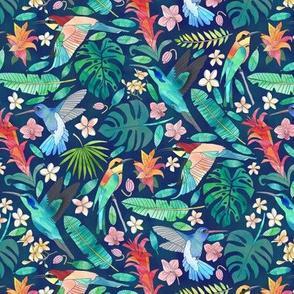 Birds In Bohemian Paradise