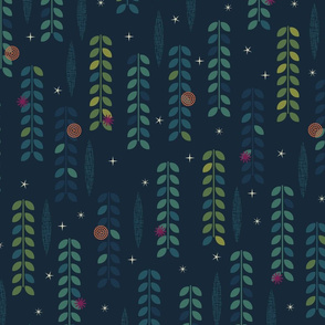 Midnight Canopy