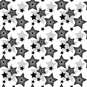 Black & White Stars