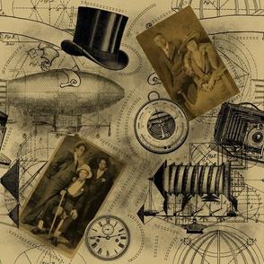 A Elegant Affair Ethnic Steampunk