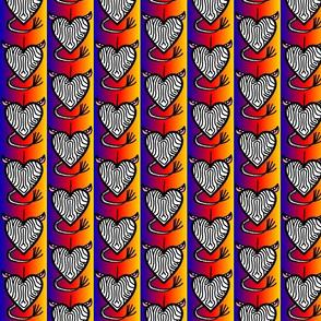 Zebra Heart