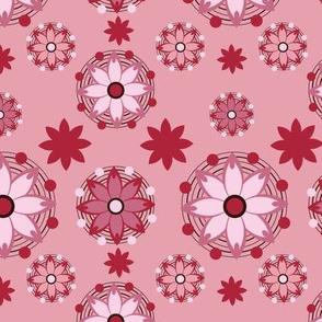 SAKURA Dark Pinks