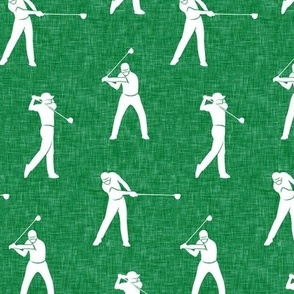 golfers - green - LAD19
