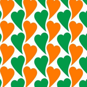 wavy heart irish