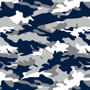 navy and grey camouflage - camo - LAD19