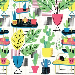 Mid-Century Botanical repeat