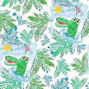 """8"""" Gators in the Jungle"""