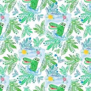 """4"""" Gators in the Jungle"""