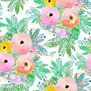 """6"""" In the Jungle Florals"""
