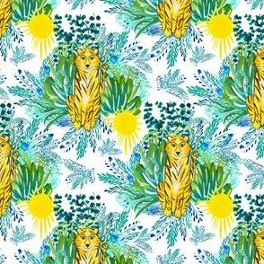 "4"" In the Jungle Tiger"