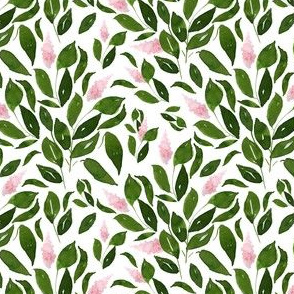 """4"""" Pink Flower Branches"""
