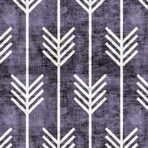 arrow grunge dark purple