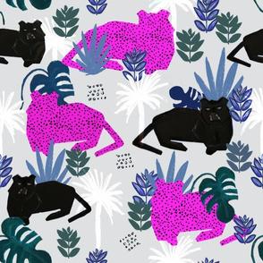 animal prowl print