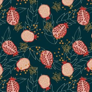 pomegranate night