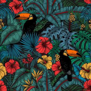 Toucan garden