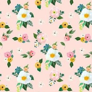 """4"""" Spring Blooms Pink"""