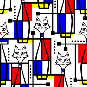 Modern Art Meow