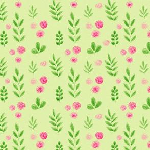 spring pattern