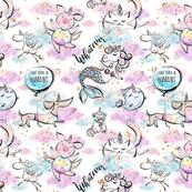 Unicorn pets
