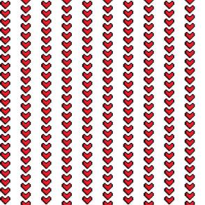 8 Bit Heart - mini
