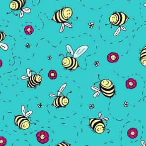 Breezy Bees