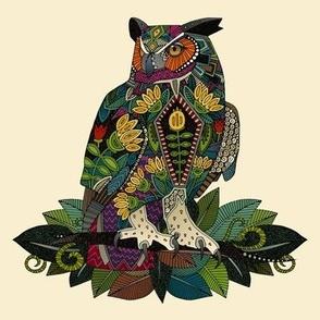 wise owl foliage swatch