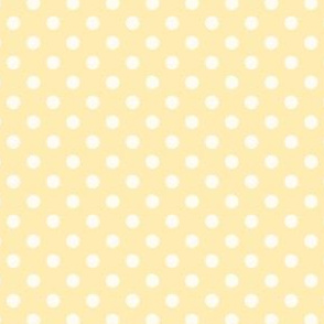 Polka Dots Yellow