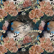 Moody Roses2