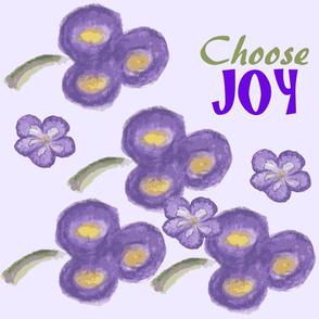 Choose Joy in Lavender