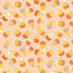 Candy Corn on stars