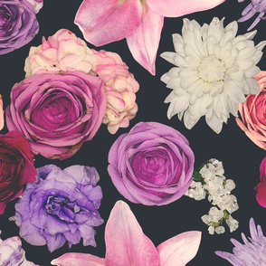Spring Floral with Roses