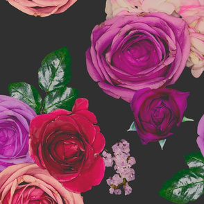 Matte Roses