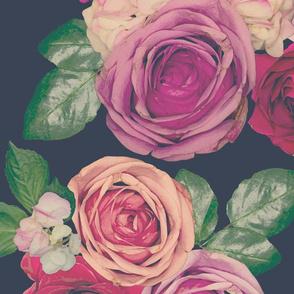 Rose Garden Floral