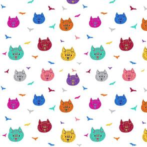 Rainbow Bats