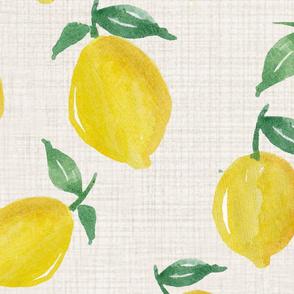 Kitchen Lemons