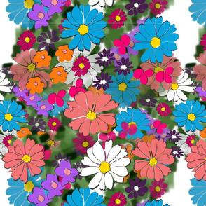 Flower Girl - White