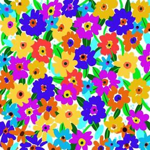 Digital Blooms