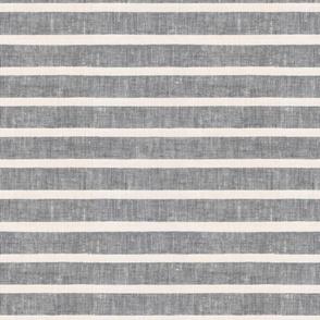 Gray Linen Towel