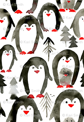 Penguins small