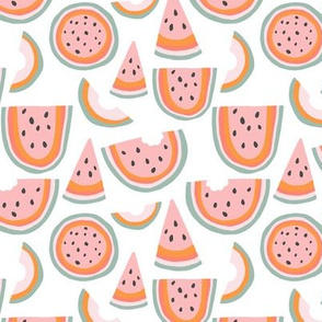 Rainbow Melon Medium