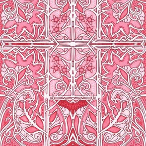 Her Pinkness Twists