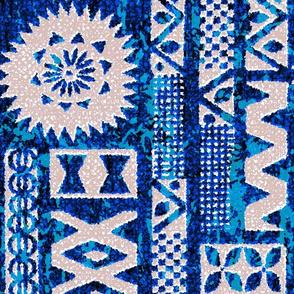 Fijian Tapa 7c